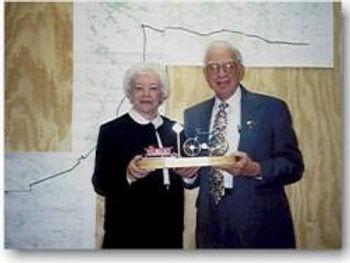 Fred & Lena Meijer, Fred Meijer Heartland Trail Banquet