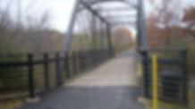 Historic DALMAC Bridge over Fish Creek, Stanton