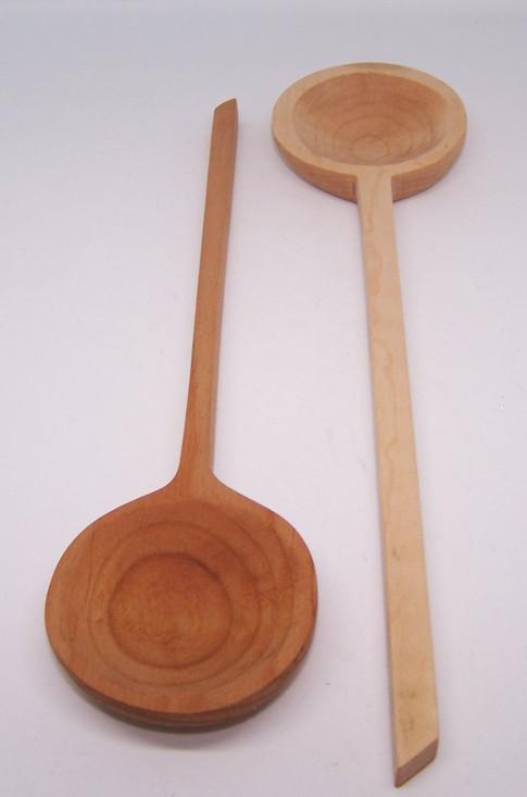 Circular Spoons