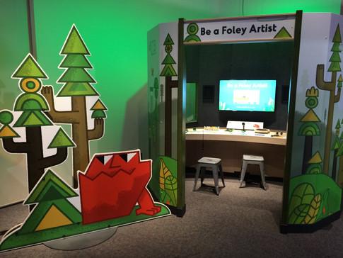 Animationland Be A Foley Artist