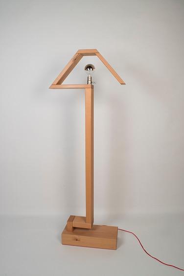 Beech Lamp