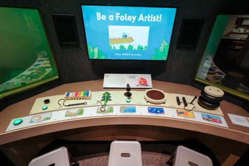 Animationland Be A Foley Artist Inside