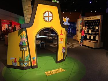 Animationland Entrance