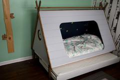 Custom Children's Bed