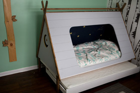 Custom Children's Bed