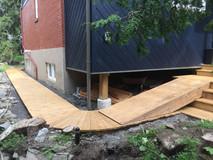 Custom Ramp/Walkway