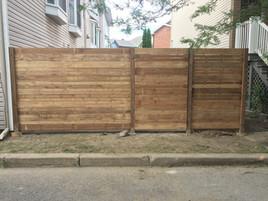 PT Horizontal Fence
