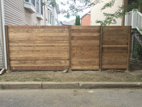 PT Horizontal Fence
