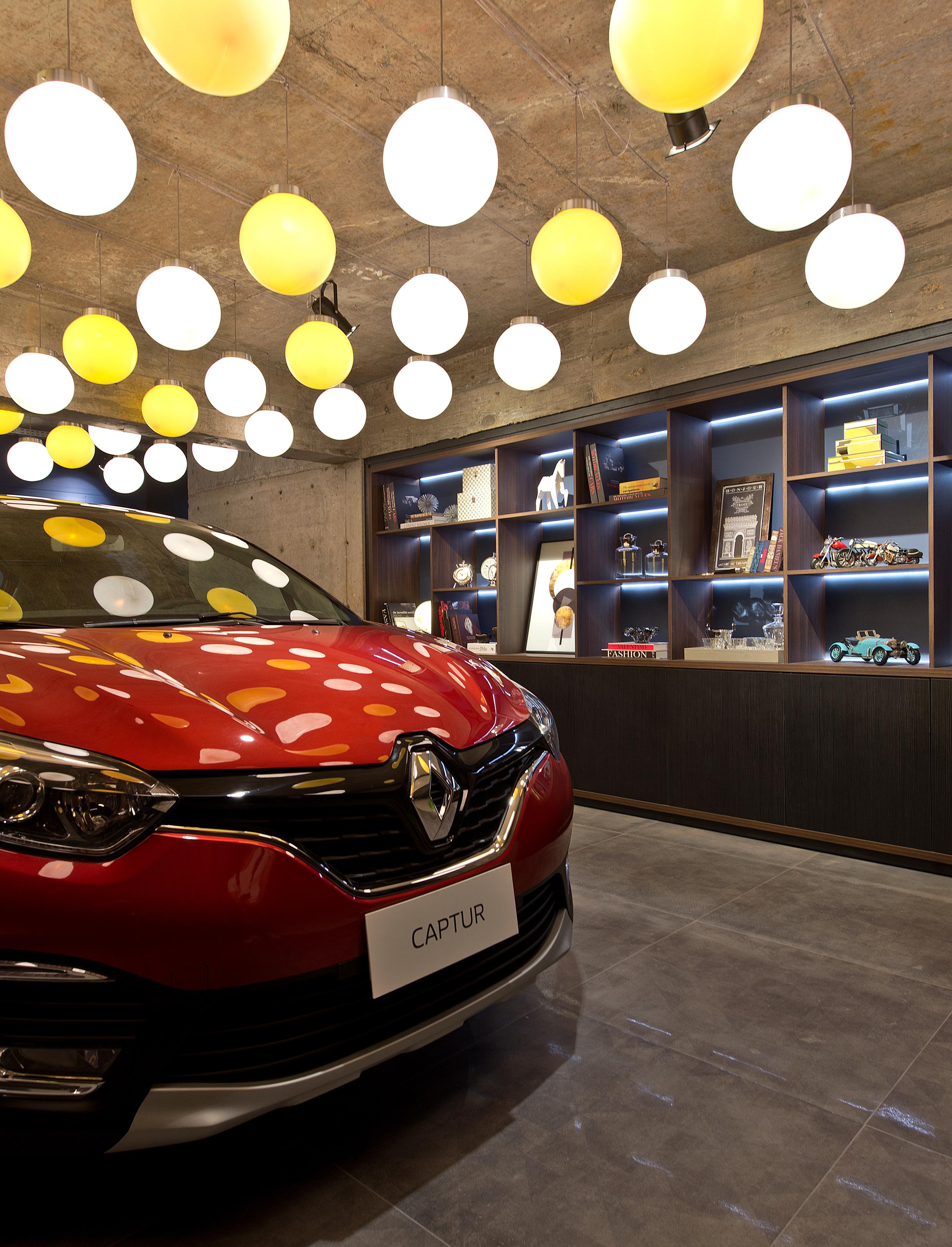 Lounge Renault