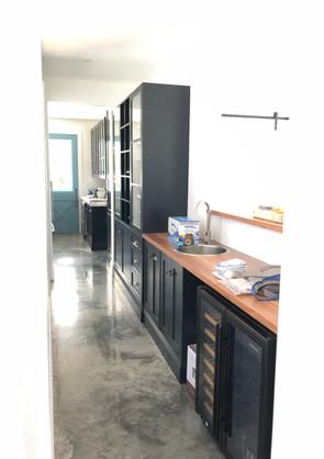 Polyurethane Cabinetry