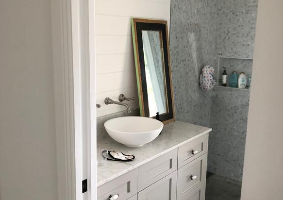 Polyurethane Vanity