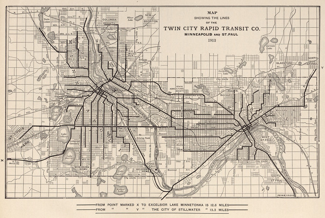 Making Minneapolis Move: Getting Around in Early Minneapolis