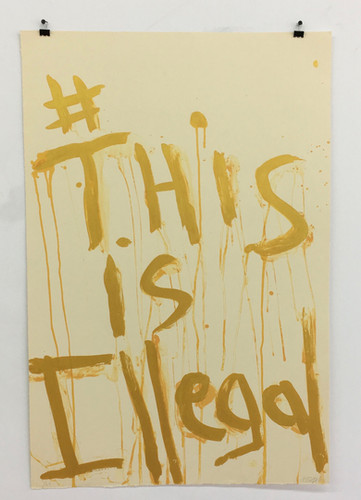 # This is Illegal by Kim Gordon