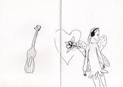 Guitar & Girl (musical tragedy)