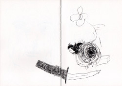 Knife & Flower (tornado romance)