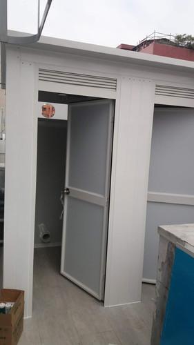 天台加廁所 淋浴間