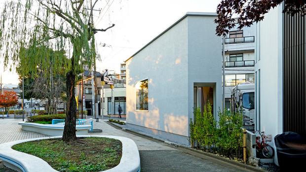House along Green Road