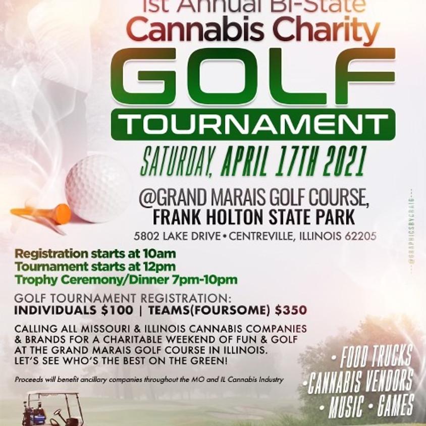 Cannabis Charity Golf Tournament