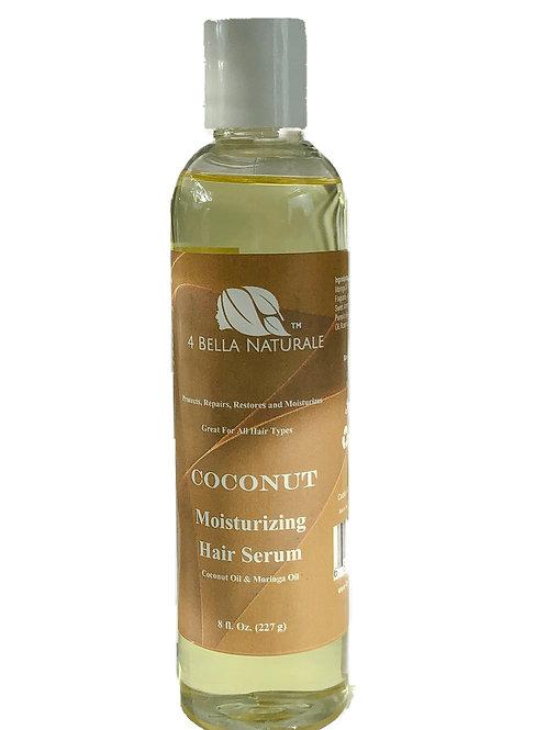 Coconut Hair Serum 8 oz Hair Oil