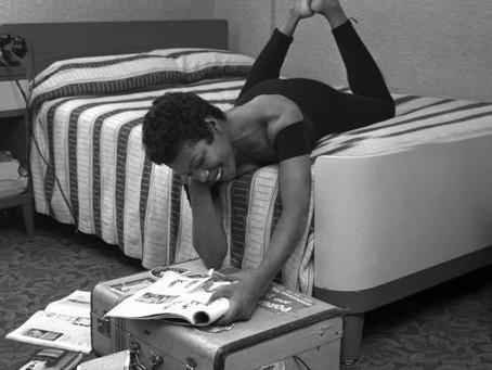 Cushistory: Maya Angelou