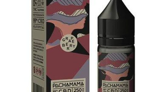 Pachamama - CBD Vape Juice - Grape Berry - 250mg-500mg