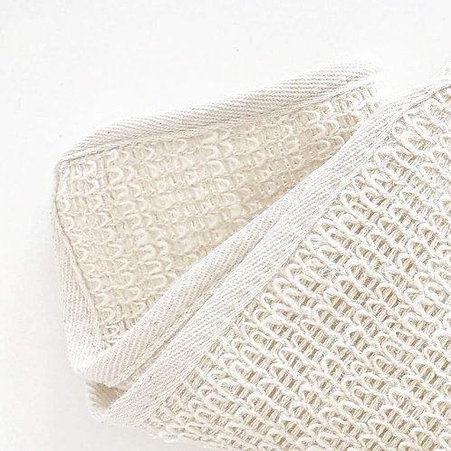 Natural Exfoliating Sisal Wash Cloth
