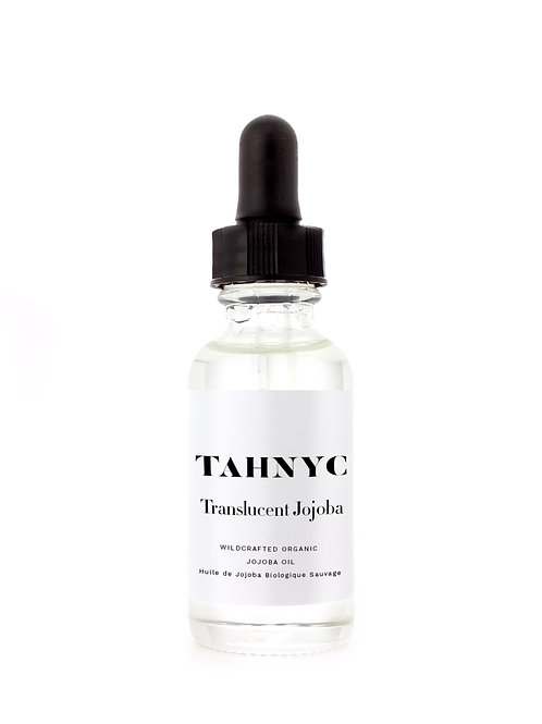 Translucent Organic Jojoba Oil