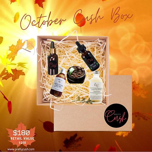 October Cush Box