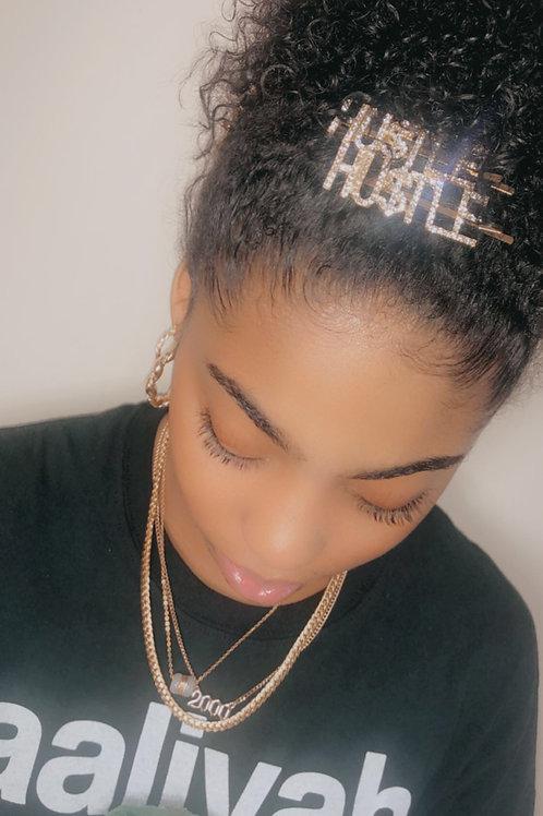 Hustle Hair Clip