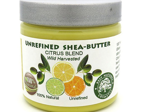Shea Citrus Butter Blend. Protect and nourish your