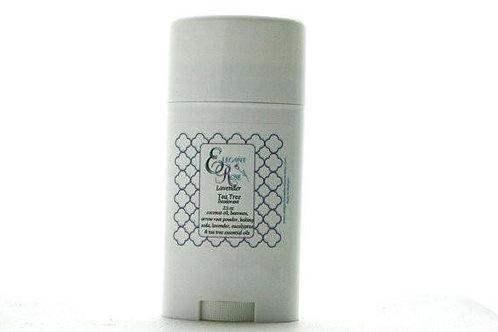 Lavender Tea Tree Deodorant