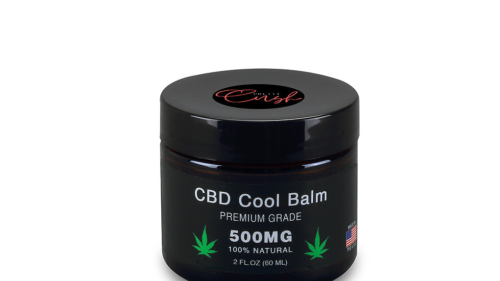 OG Pretty CBD Cool Balm - Premium Grade