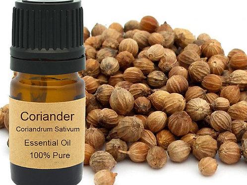 Coriander Essential Oil 5 ml, 10 ml or 15 ml