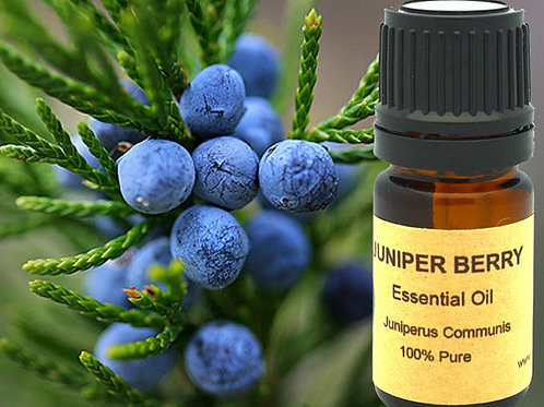 Juniper Berry Essential Oil 5ml, 10 ml or 15 ml