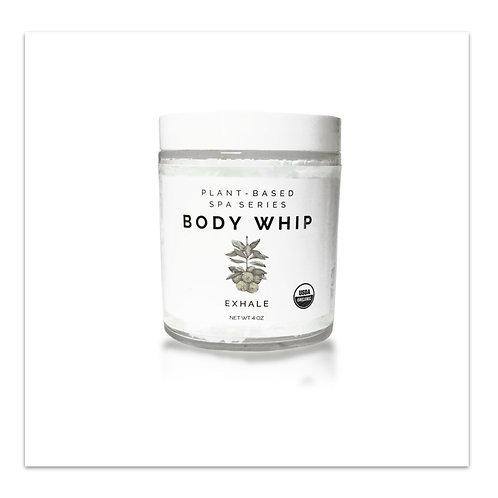 Organic Body Whip | Exhale