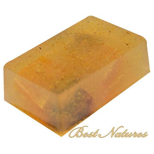 Organic Bar with African Black Soap.  Natural SLS