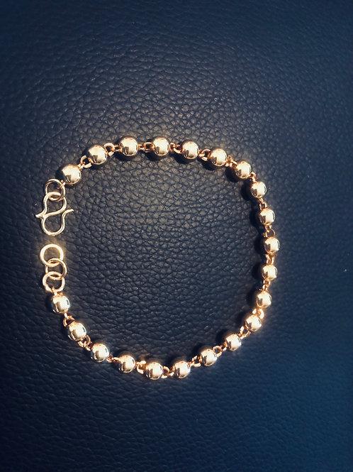 LightWerk Gold Bracelet