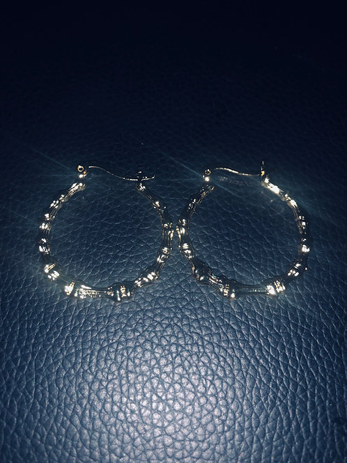 Bama Boo Bamboo Earrings
