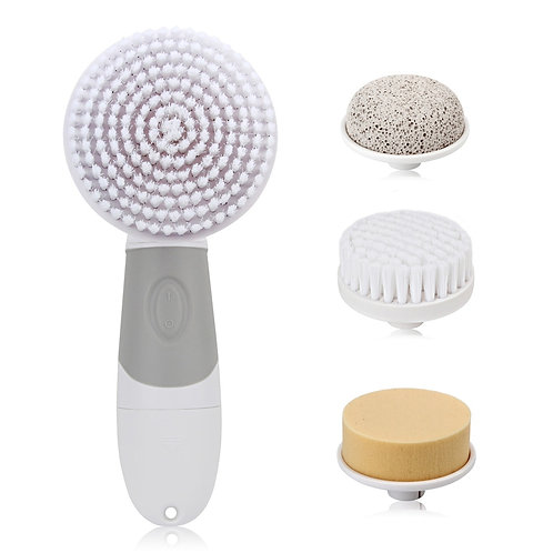 Electric Facial Cleanser 4 In 1 Deep Cleansing