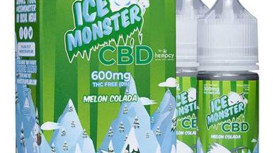 Ice Monster CBD - CBD Vape - Melon Colada - 600mg-2400mg
