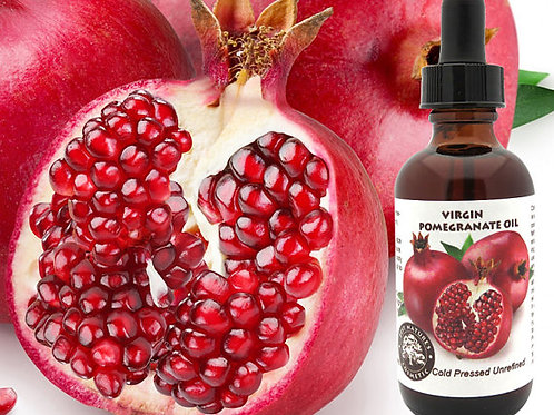 Virgin Pomegranate Oil undiluted, cold pressed,