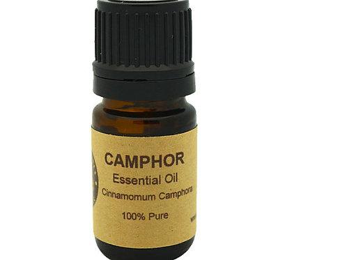 Camphor Essential Oil 5ml, 10ml or 15 ml