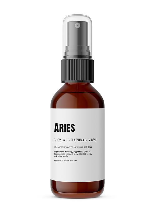 Aries Meditation Mist