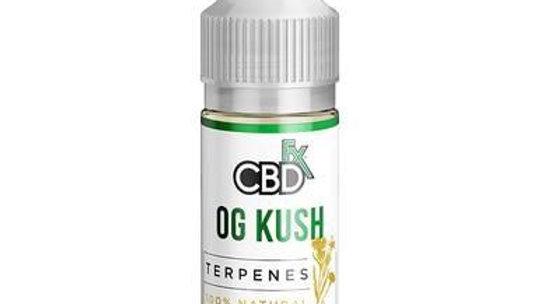 CBDfx - CBD Terpenes Oil - OG Kush - 250mg-500mg