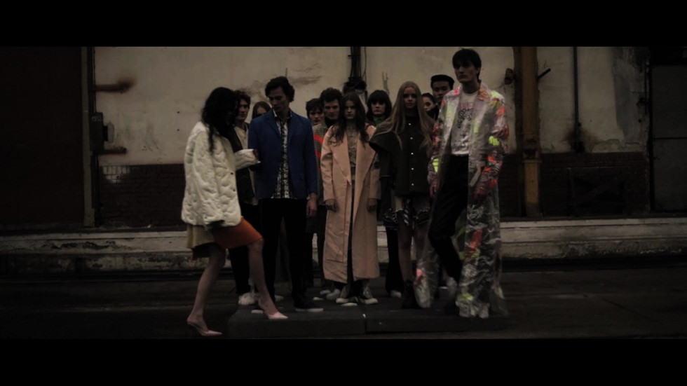Fashion Diffusion Hungary - Campaign Video