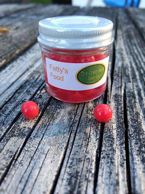 Fatty's Snacks --- 1oz jar