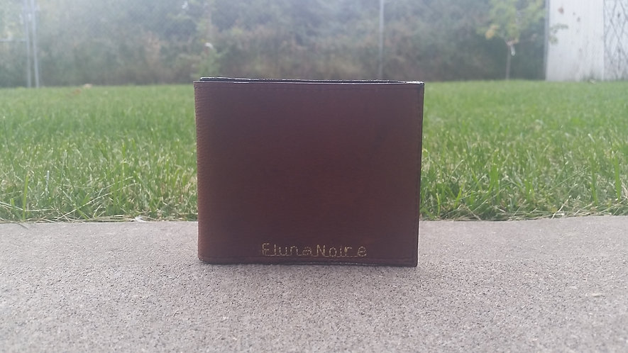 Louis centerfold wallet