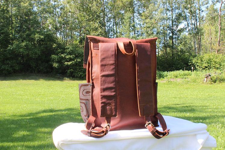 Alicio men's travel backpack