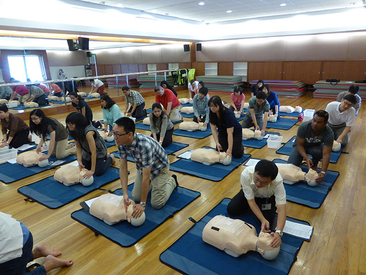CPR AED Certification Course ( Mar 2021)