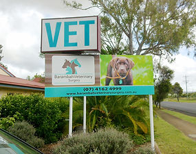signs, kingaroy, external signage
